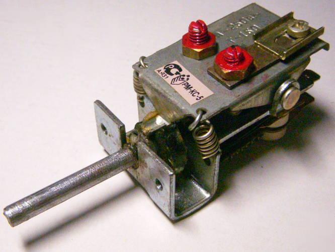 Плавный терморегулятор электроплиты Электра 1002