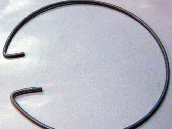 Стопорное кольцо корпуса погружного насоса Водолей