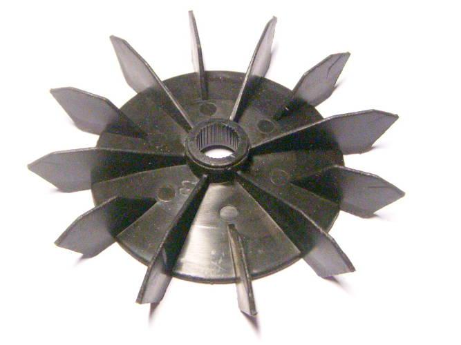 Крыльчатка охлаждения двигателя насоса диаметром 72-100 мм