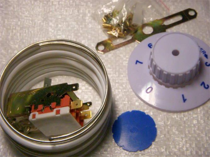 Терморегулятор K59 L1275 для холодильника Стинол 101