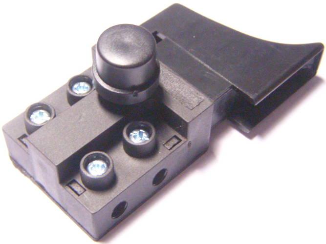 Кнопка HLT-10A для циркулярной пилы и болгарки