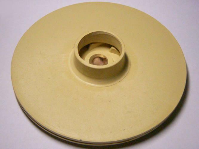Рабочее колесо насоса CPM диаметром 148 мм на 10 мм
