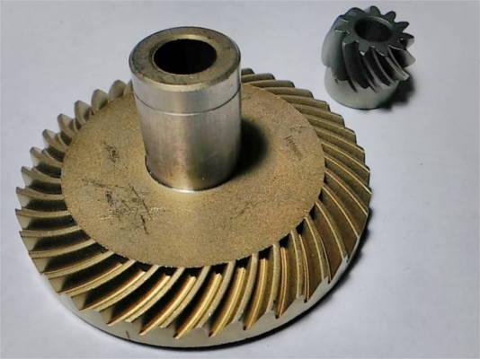 Комплект шестерней цепной пилы Sadko, Zenit ЦПЛ-406/2800