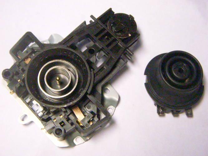 Комплект контактной автоматики KSD-269-1 для электрочайника