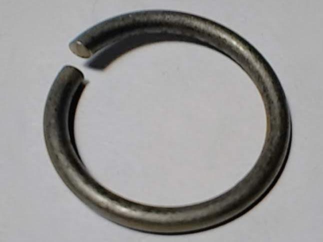 Стальное кольцо d16.5*20.5*2 на перфоратор