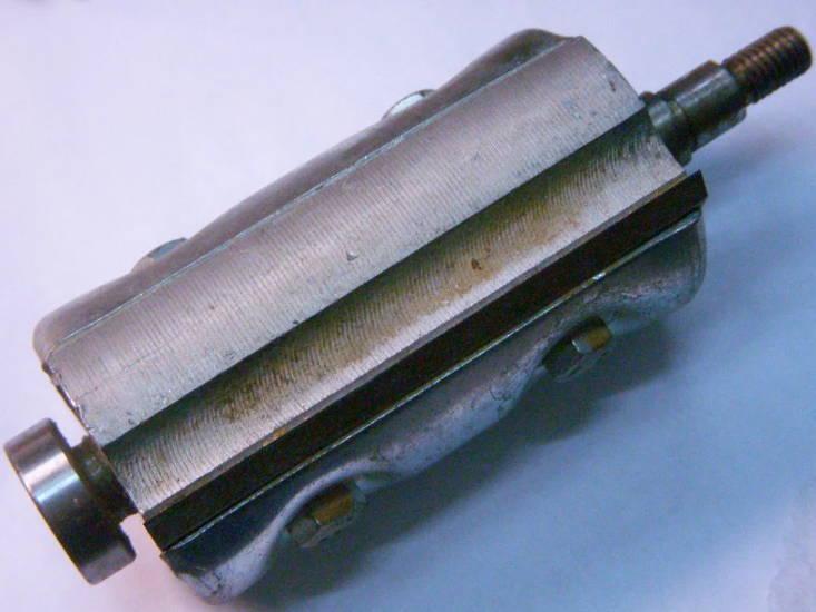 Барабан электрорубанка ТЕМП 82 мм