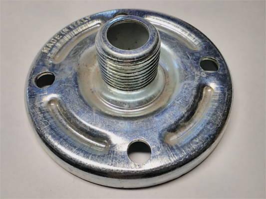 Фланец d96*26-66.5 итальянского расширительного бака системы отопления