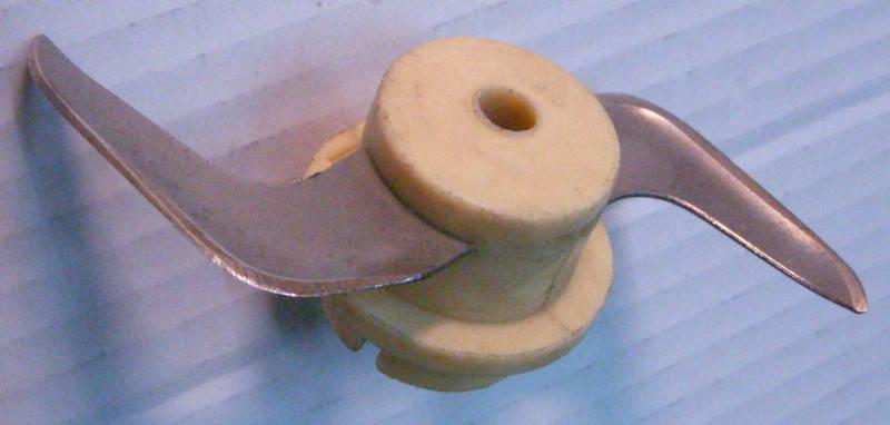 Нож мясорубки блендерного типа