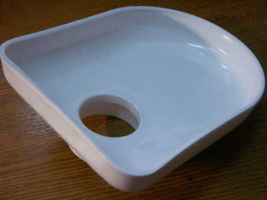 Загрузочный лоток 170*135*54 для кухонного комбайна Ротор Дива