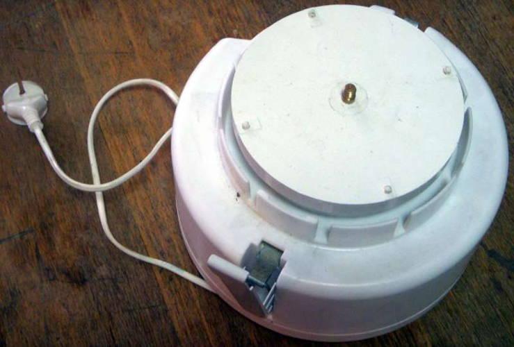 Привод в сборе для электросоковыжималки Родничек