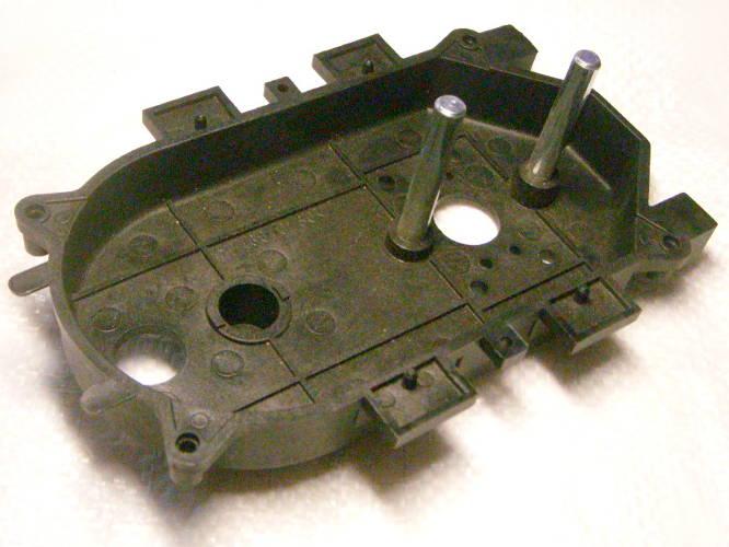 Задняя крышка универсального редуктора электромясорубки Rainford, Liberty