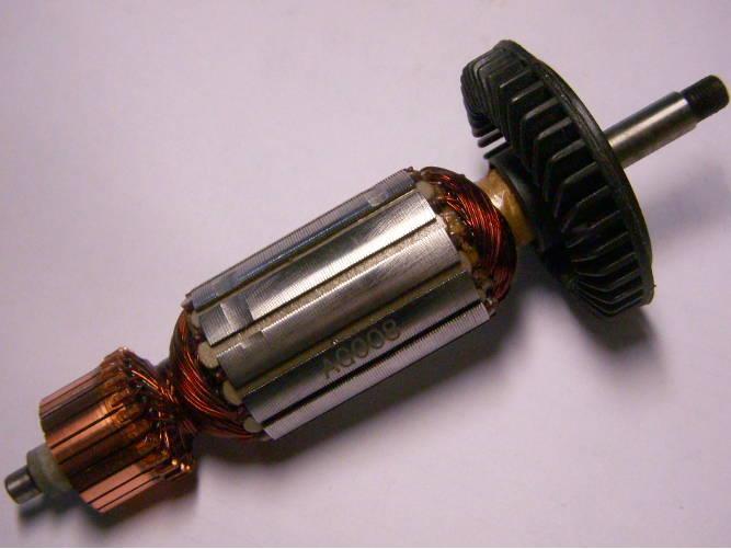 Якорь d32-L152-117-44 для болгарки Фиолент 125