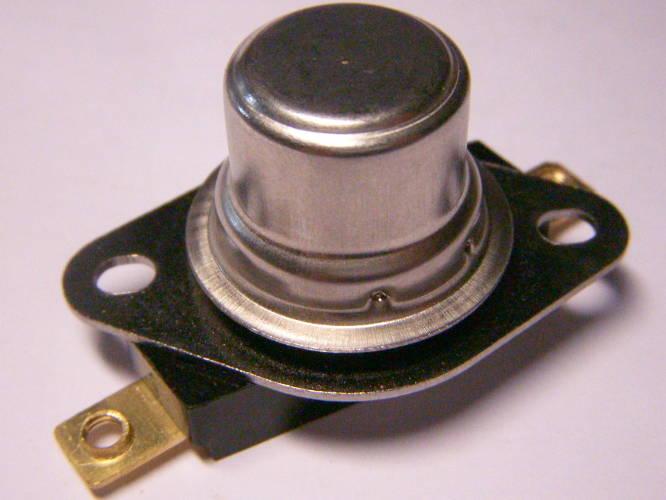 Термостат KSD302 на 40A до 85°C для мощного водонагревателя