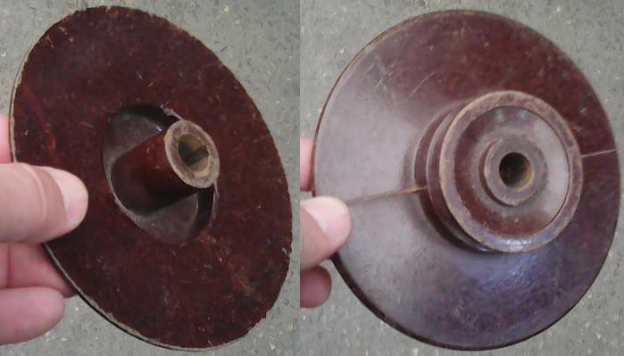 Тарельчатый шкив для стиральной машины