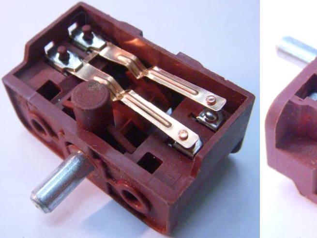 4-х позиционный переключатель T150 BC2-08 D2.01 для электроплиты