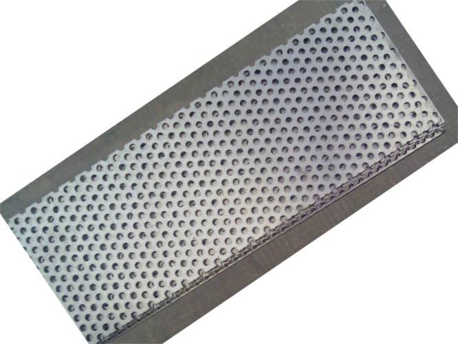 Сетка с ячейкой 2 мм для зернодробилки ДТЗ