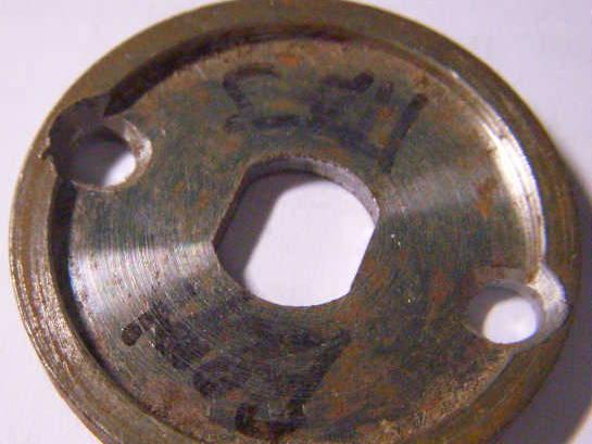Прижимная шайба d40*34-10*12 для дисковой пилы Фиолент