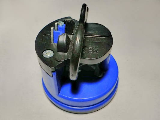 Домашняя точилка для ножей с вакуумной фиксацией к столу