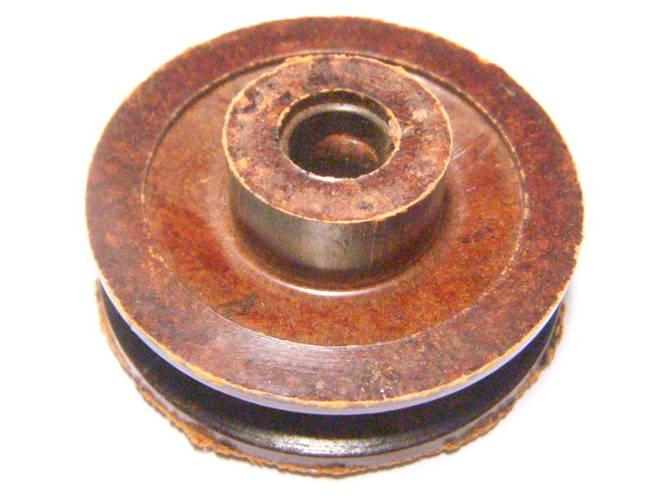 Советский шкив 12*62 двигателя стиральной машины Агат