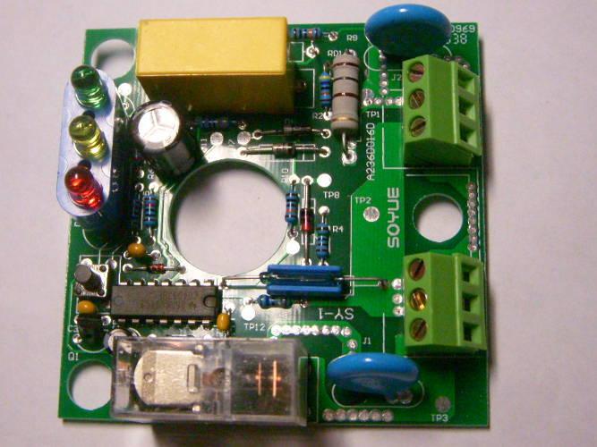 Электронная плата SKD-1 автоматики насосной станции