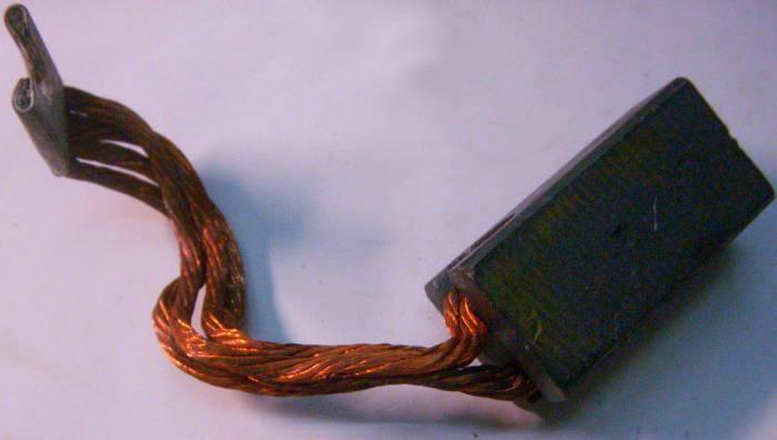 Меднографитовая щетка 50*25*20 двигателя постоянного тока