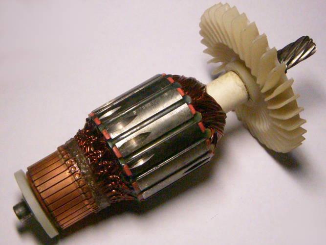 Девятизубый якорь 54*41 для дисковой электропилы общей длиной 184 мм