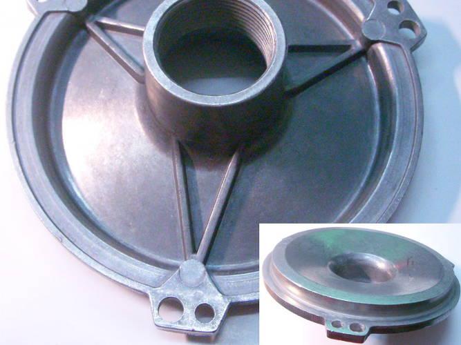 Нижняя крышка корпуса насоса БЦ-1.1-18-У1