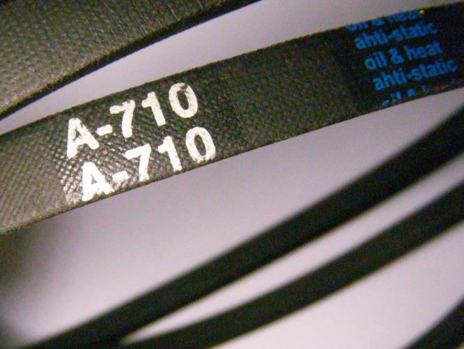 Клиновидный ремень A-675E 13-9*9 для стиральной машины Saturn, Alpari, Nord, Донбас