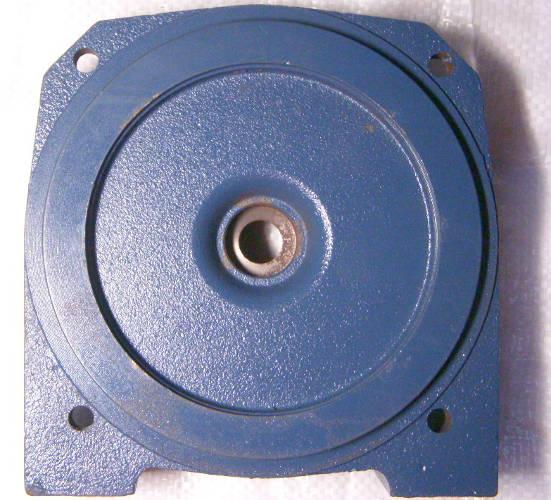 Чугунный опорный щит на ножках, для насоса типа JET 80, 100
