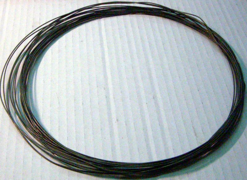 Нихромовая проволока для нагревательного тэна 0,6 мм 9 метров