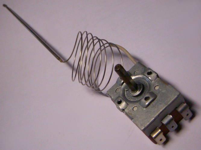 Турецкий терморегулятор для электроплиты Норд, Мечта на три контакта