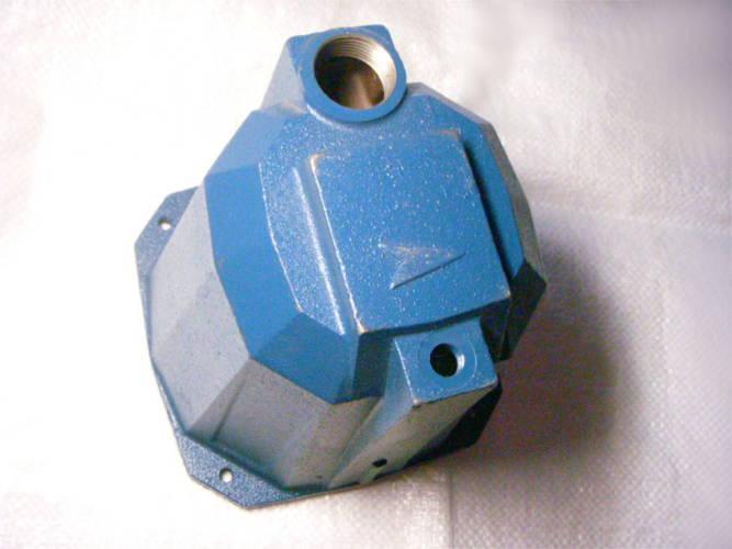 Чугунный корпус гидрофора Vector Pump, JET 110, 150 под диффузор с прямой трубкой вентури