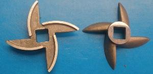 Нож d45*8*h7 для электромясорубок российского производства
