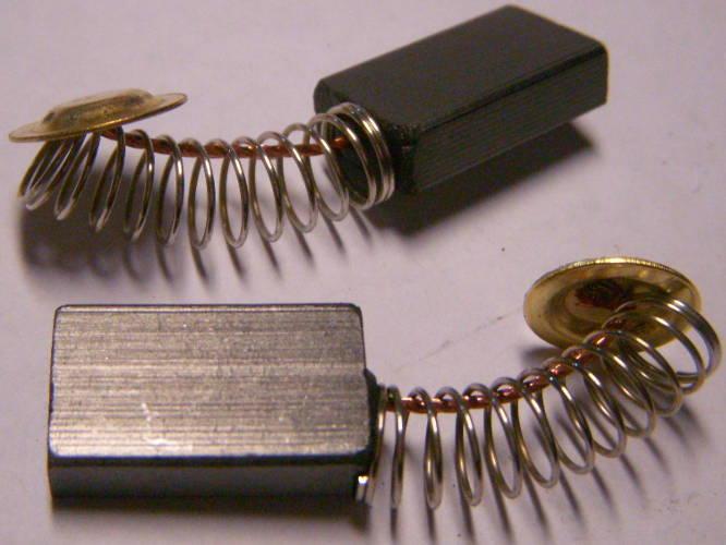 Комплект щеток электропилы размером 6*12