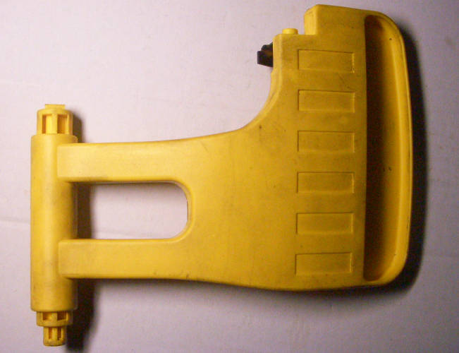 Защитный упор предохранитель цепной электропилы Royal Einhell