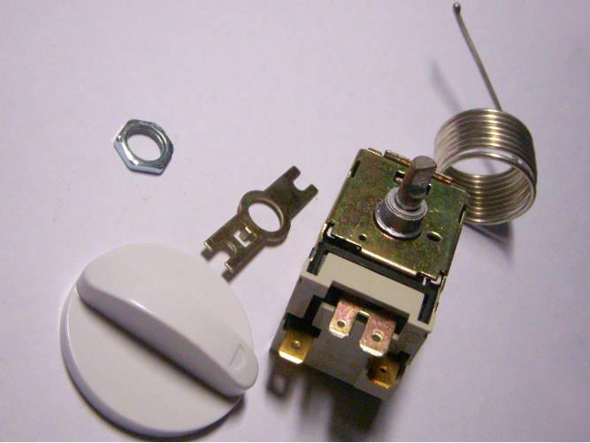 Термодатчик Т112-1М (ТАМ-112) 0.8 м для 1-камерного холодильника Минск-16, Донбасс