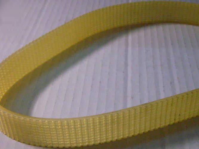 10-ти ручейный полиуретановый ремень 635 мм для маятниковой пилы