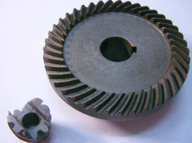 Шестерни редуктора 55*12-14*6 болгарки Электромаш МШУ 125