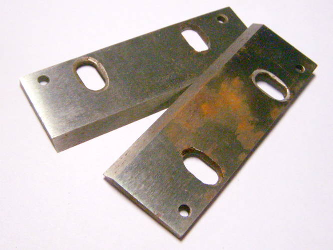 Заводские ножи 82 мм электрорубанка Зенит, Craft-Men, Craft, ТЕМП, Craft-tec PXEP202