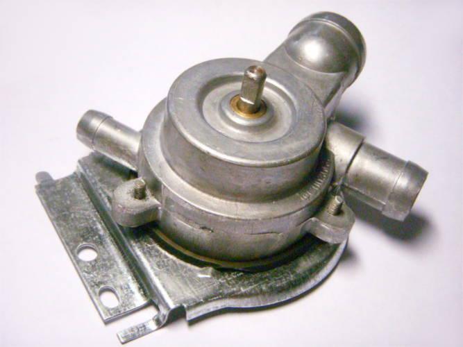 Металлический насос для стиральной машины Аурика