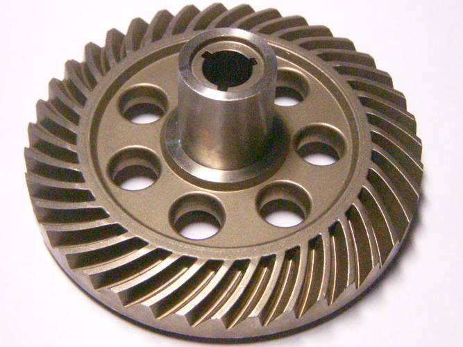 Стальная шестерня 88 мм цепной электропилы Лидер, Клевер на 39 зубов