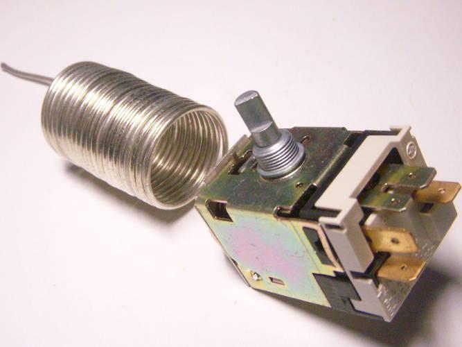 Терморегулятор ТАМ 145-2М для морозильной камеры AEG, Snaige, Indesit