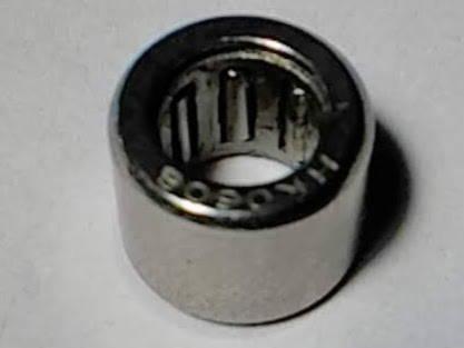 Игольчатый подшипник HK 0608 размером 6x10x8
