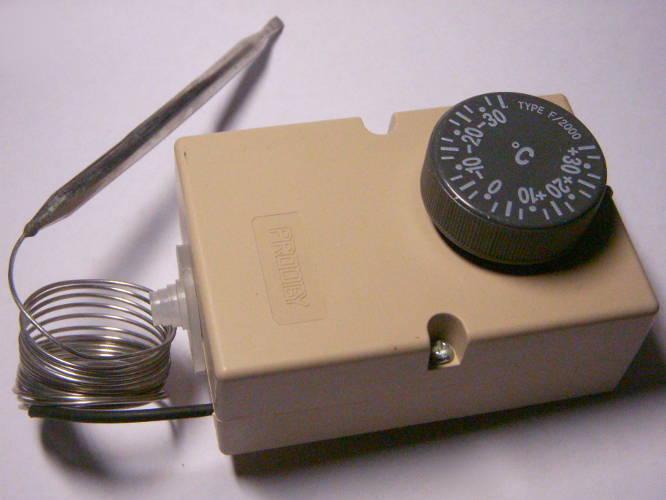 Температурный регулятор сигнализатор -30°C+30°C