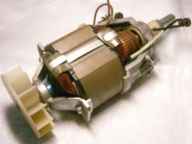 Электродвигатель для садового триммера Протон, Ворскла