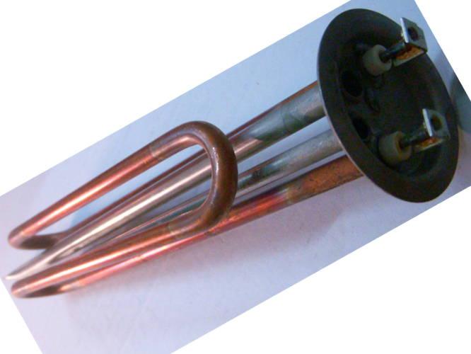 Тэн 2 кВт водонагревателя на два терморегулятора