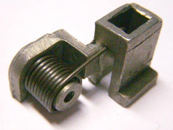 Щеткодержатель двигателя сепаратора Мотор-Сич