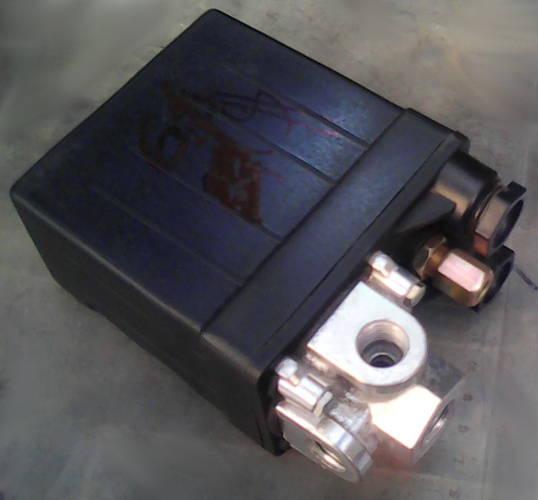 Автоматика компрессора 380 Вольт на три отвода