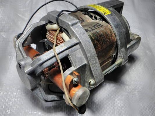 Замена обмотки якоря электродвигателя ДК105-750-12 УХЛ4