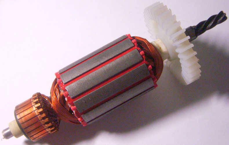 Якорь L111-146-d35-z5 электродрели Ритм 600